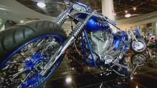 Motorcycle Masterpieces show