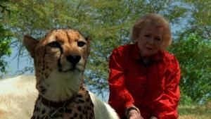 Betty White's Big Cats photo