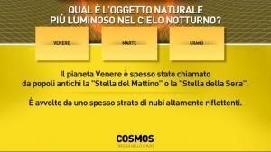 Cosmos quiz foto