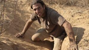 Predatori nel deserto foto