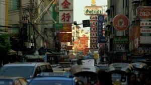 Per le strade della Thailandia foto