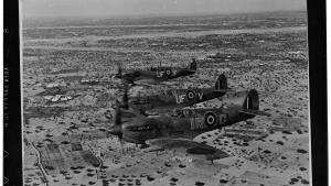 Inside: World War 2 photo
