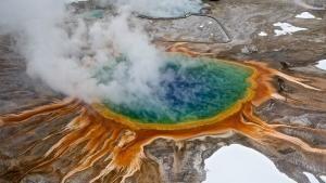 Yellowstone svelata foto