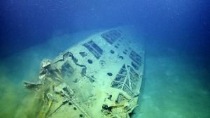 Underwater War Remains photo