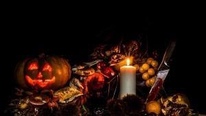 #NGChallenge Halloween foto