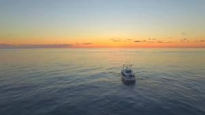 In mezzo al mare foto