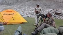نمر الثلج الأفغاني برنامج