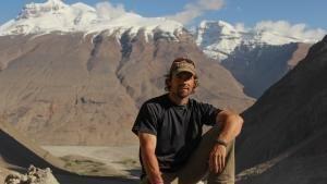 نمر الثلج الأفغاني صورة