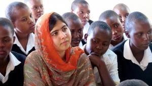 La più giovane Nobel per la Pace foto