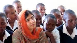 Malala Yousafzai photo