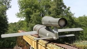 Nazi Supergun photo