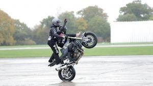 Science behind Stunt photo