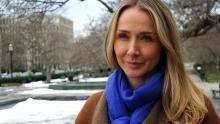 Alexandra Cousteau visita Berlino programma