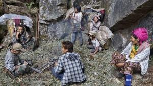 Conquering Hkakabo Razi 照片