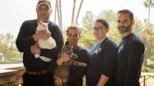 Animal Rescuers show