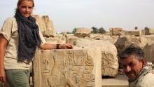 Egyptian Treasures show