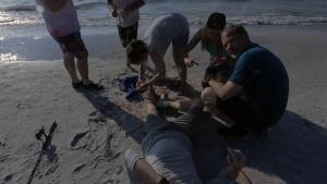Horror on the Beach photo