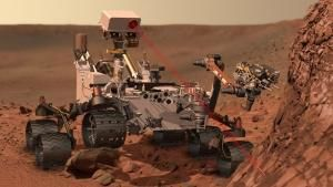 تحدي المريخ الأصعب صورة