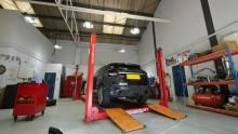Range Rover Evoque show