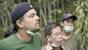 Il viaggio di Leonardo DiCaprio foto