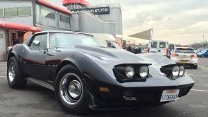 Little Black Corvette photo