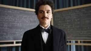 Genius Albert Einstein photo