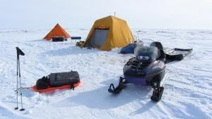 بوابات حديقة القطب الشمالي صورة