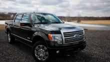 Ford F150 show