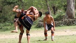 The Headhunters of Nagaland photo