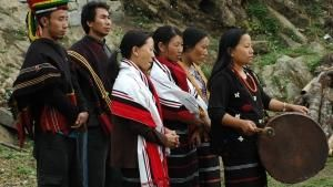 The Headhunters of Nagaland photo