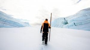 Storming Antartica photo