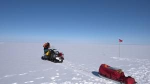 Storming Antartica photo