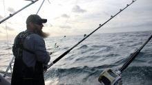 Bold Fishermen show