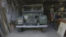 Land Rover Legend show