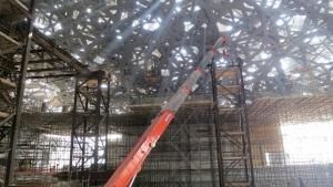 Louvre Abu Dhabi photo