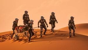 مریخ عکس