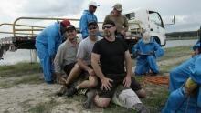 شکارچیان پایتون برنامه
