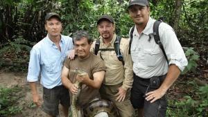 شکارچیان پایتون عکس