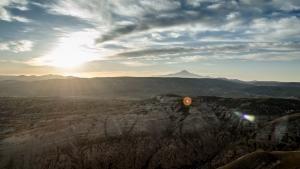 أراضي الشرق الأوسط الصحراوية - الطبيعة القاسية في تركيا صورة