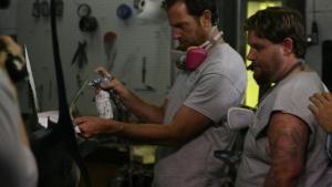 طبيب أسنان الأسد صورة