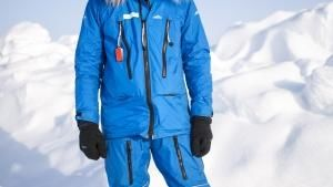 On Thin Ice: Jade's Polar Dream photo