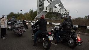 ركوب الدراجات لأجل روسيا صورة