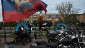 Riding For Mother Russia photo
