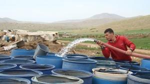 أزمة المياه صورة