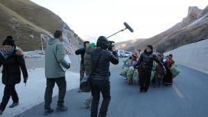 أبطال البيئة مع جاكي شان صورة