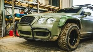 Monster Bentley Gt photo