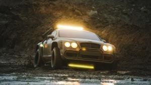 سيارة بنتلي جي تي الرائعة صورة