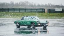 Sub Zero Porsche show