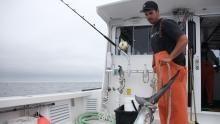 آخرین ماهیگیری برنامه