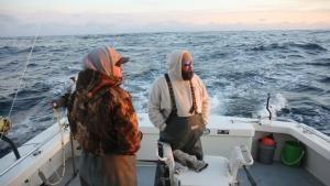 سمكة التونة العنيدة: الشمال vs الجنوب صورة
